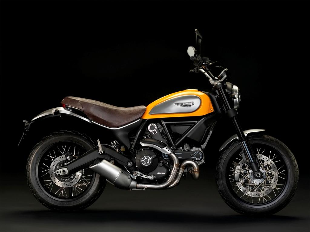 La Scrambler Classic, essenza base del percorso vintage Ducati