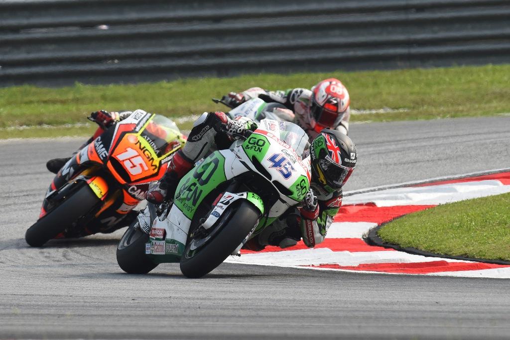 MotoGP 2014, Malesia, Scott Redding, sempre il migliore nella Open