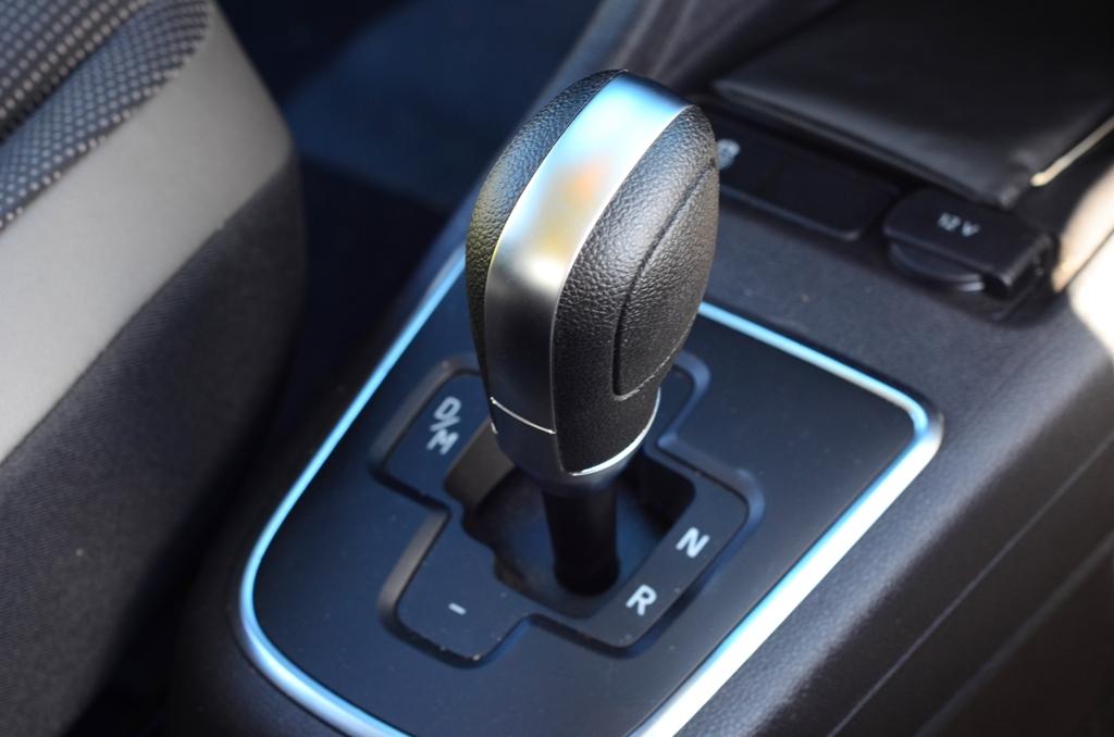 VW Up! la versione high up! con cambio automatico ASG a 5 rapporti
