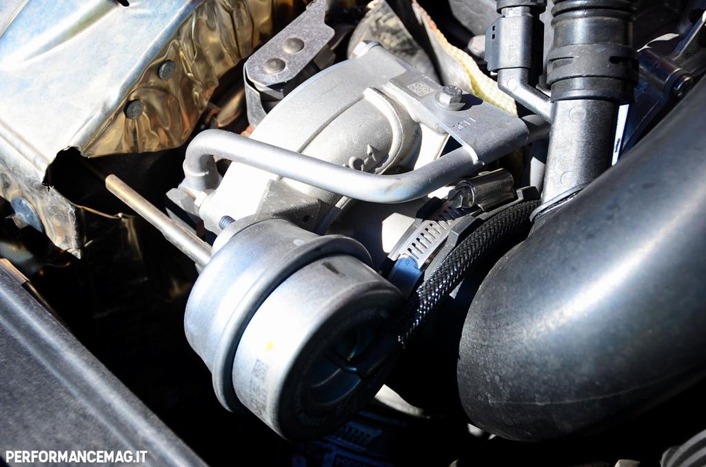 RCZ-R, la turbina del quattro cilindri Peugeot