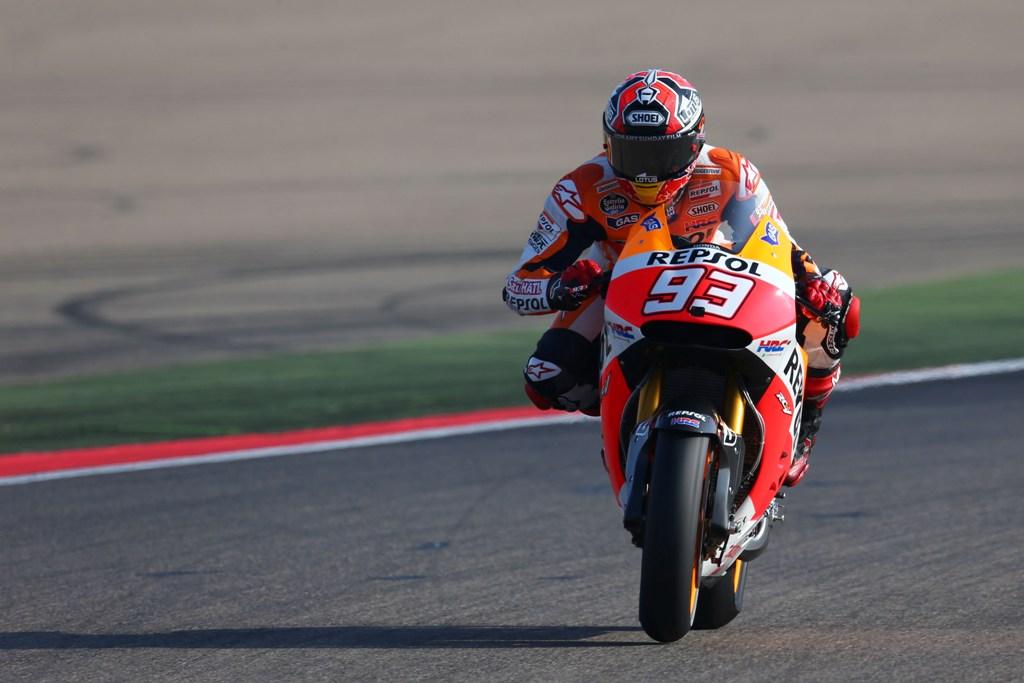 MotoGP 2014; Marc Marquez, titolo in arrivo in Giappone?