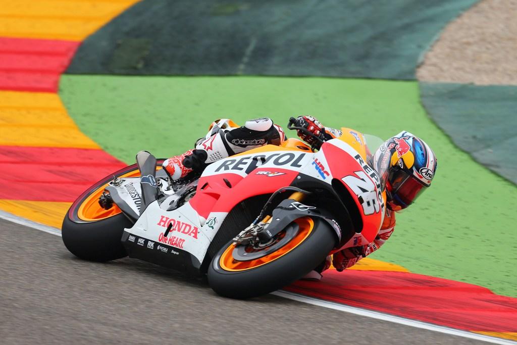 MotoGP 2014. l'obiettivo di Dani Pedrosa è sigillare il 2° posto in campionato