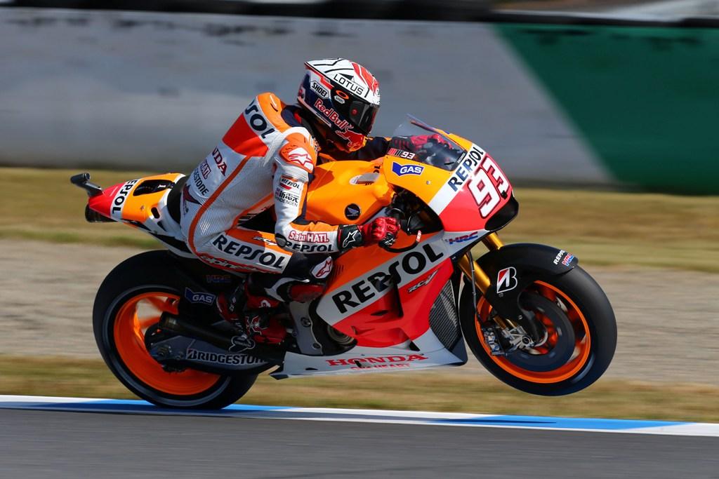 MotoGP 2014: Marc Marquez correrà più tranquillo in Australia