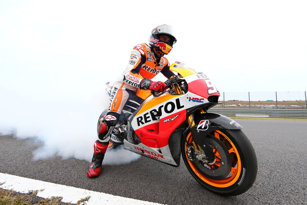 MotoGP 2014: Marc Marquez, secondo titolo per lui
