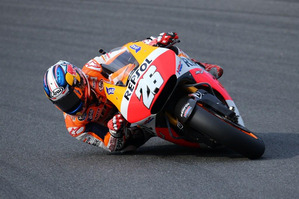 MotoGP 2014: Dani Pedrosa, 4° a Motegi 2014