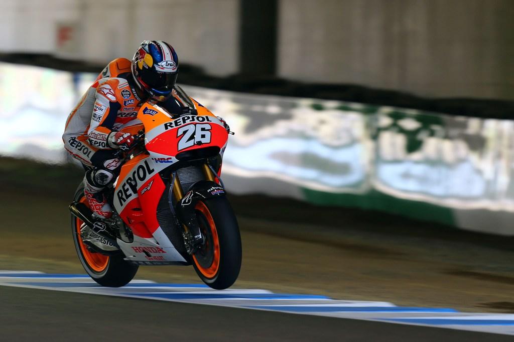 MotoGP 2014: Dani Pedrosa dovrà stare attento a Lorenzo e Rossi per il 2° posto i classifica