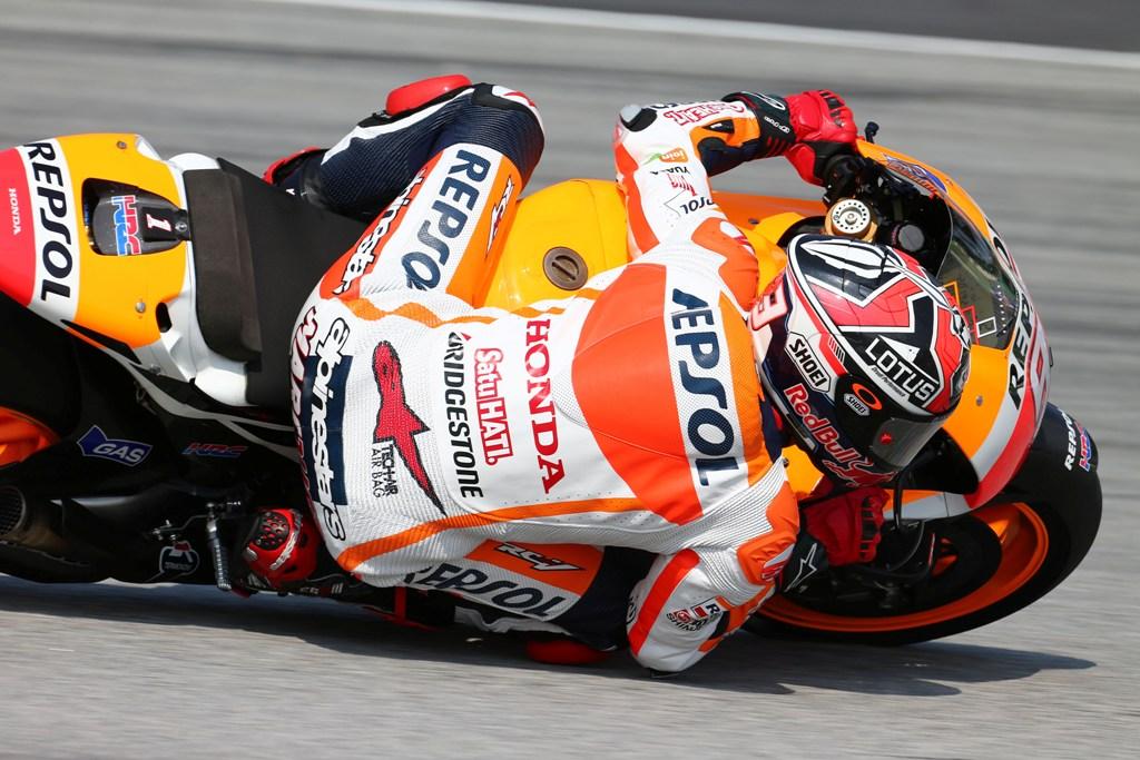 MotoGP Sepang 2014: Marc Marquez, 4° dopo la fine delle prime FP