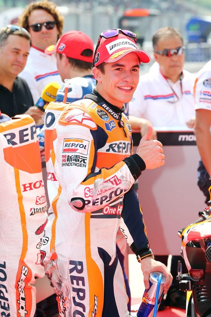 MotoGP 2014, Malesia, Marc Marquez vince in Malesia