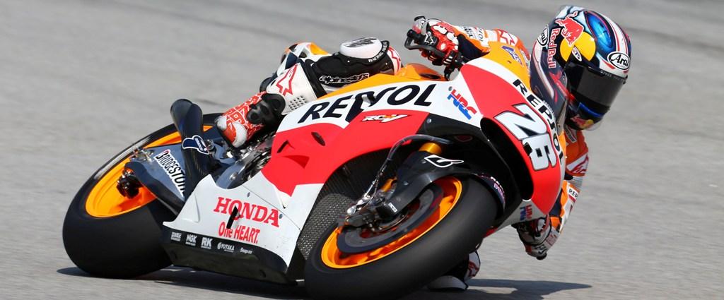 MotoGP Sepang 2014: Dani Pedrosa, miglior tempo nella prime FP