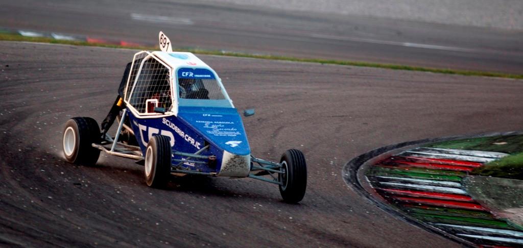 Kartcross Franciacorta 2014: spettacolo in abitacolo e per il pubblico...