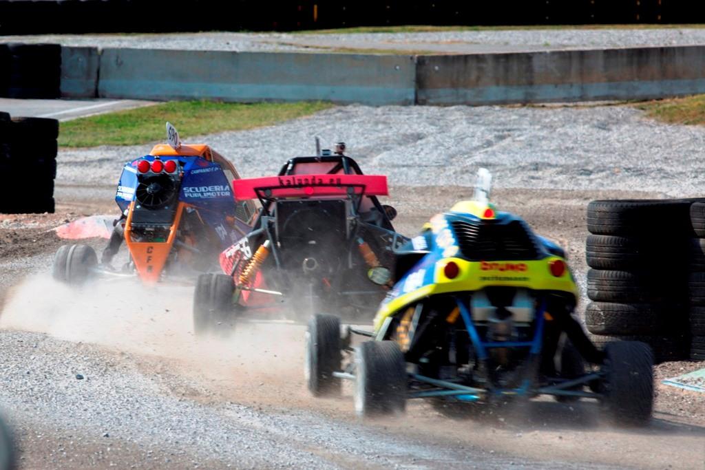 Il kartcross è una disciplina formativa per i giovani piloti