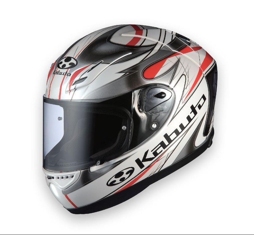 Kabuto FF5-V, casco stradale caratterizzato da comfort interno ed aerodinamica