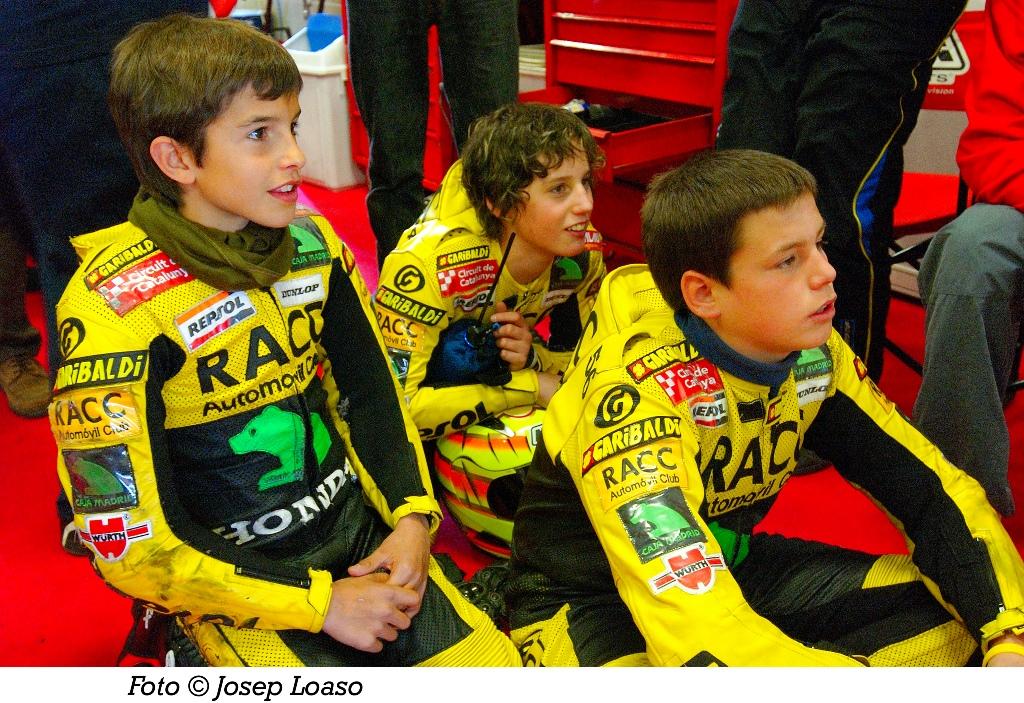 Marc Marquez, MotoGP 2014: una storia che parte da lontano quello di Marc...