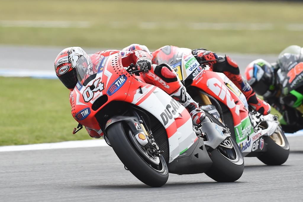 MotoGP 2014: Ducati, GP14, Andrea Dovizioso, Australia