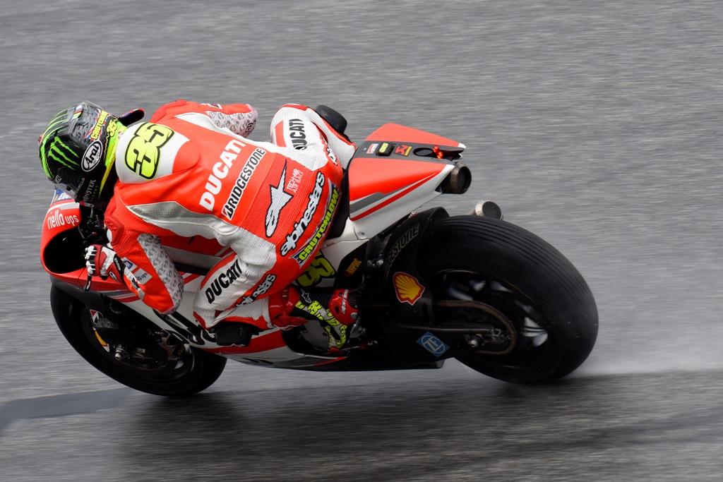 MotoGP 2014, Sepang FP: Cal Crutchlow deve riscattarsi dopo la caduta in Australia