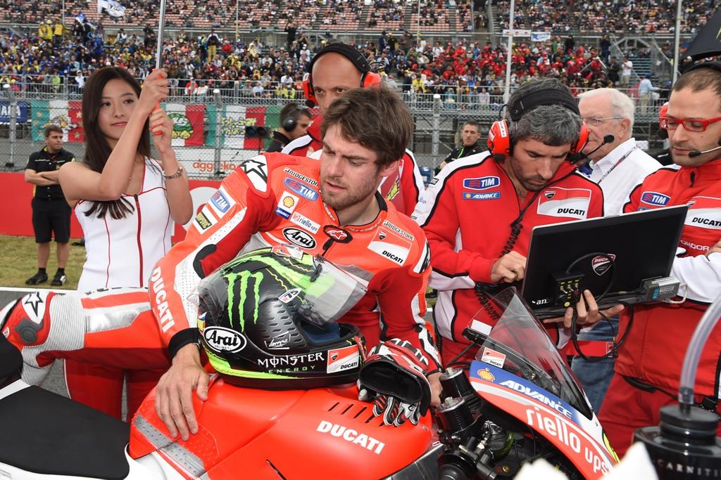 MotoGP 2014: Cal Crutchlow vuole rifarsi in Australia