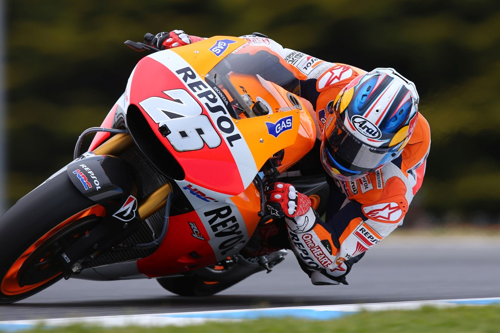 MotoGP 2014, Ausstralia, Dani Pedrosa