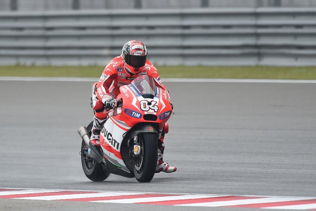 MotoGP 2014, Sepang, Andrea Dovizioso aspetta la gara per progredire