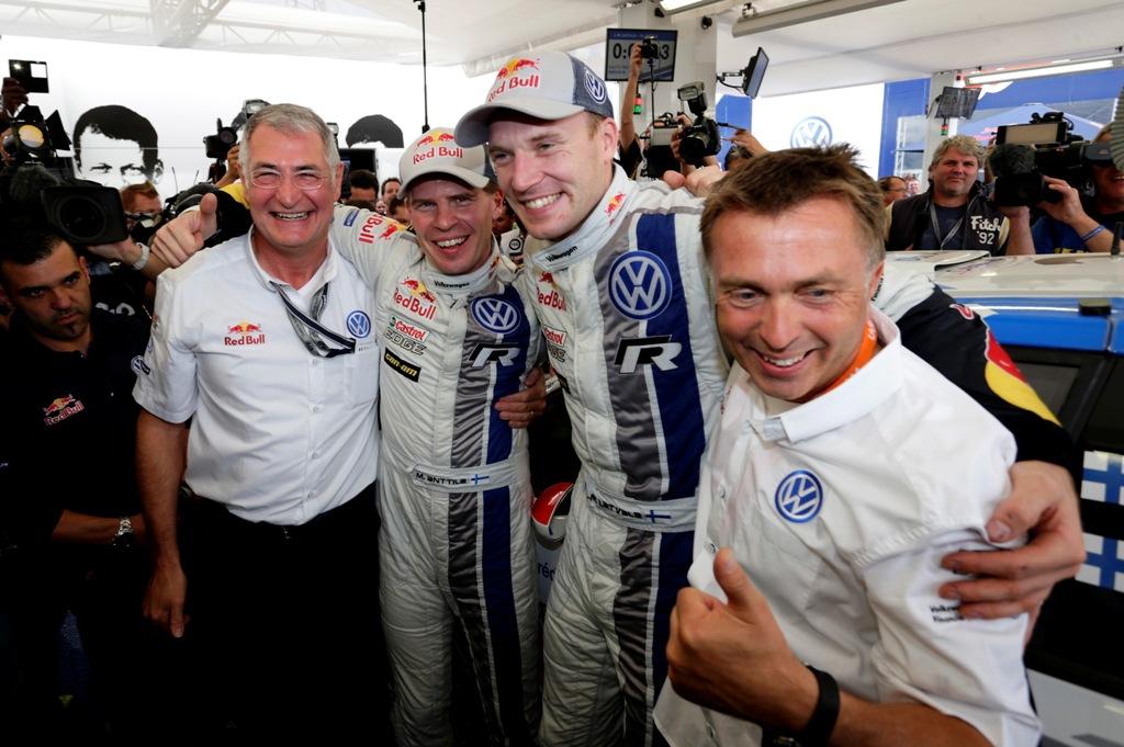 WRC 2104 Francia: i finlandesi vincono dopo 15 anni una gara tuttoasfalto