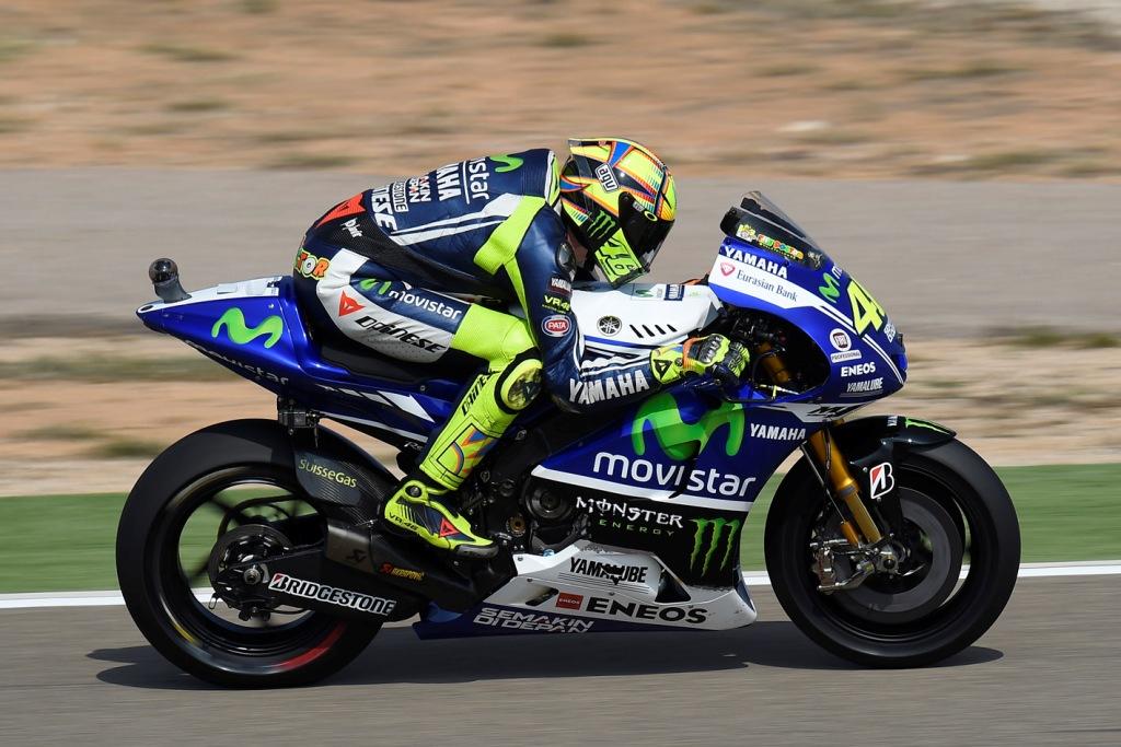 MotoGP 2014: Valentino Rossi dopo Aragon si prepara ad una gara all'attcco