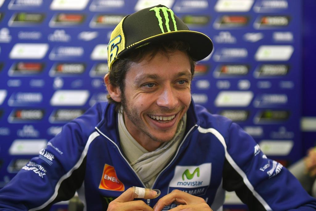 MotoGP 2014, Valentino Rossi fresco della vittoria in Australia