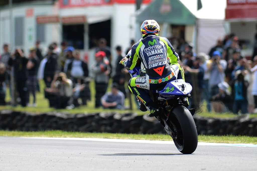 MotoGP 2014, Australia, Valentino Rossi