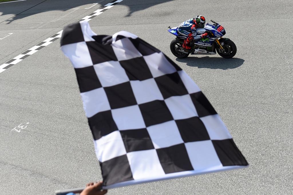 MotoGP Sepang: la fine della prima sessione di prove libere