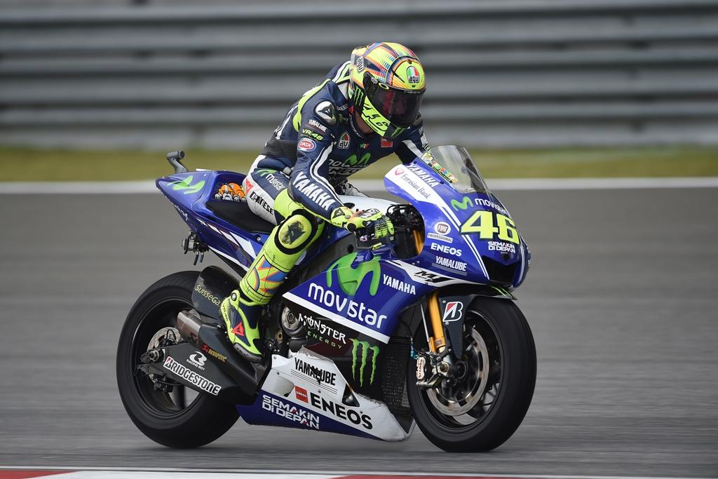 MotoGP Sepang 2014: Valentino Rossi, 6° nelle FP malesi