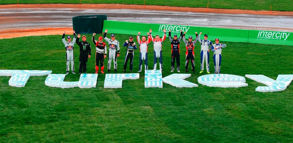 FIA RX 2014: i protagonisti della gara in Turchia