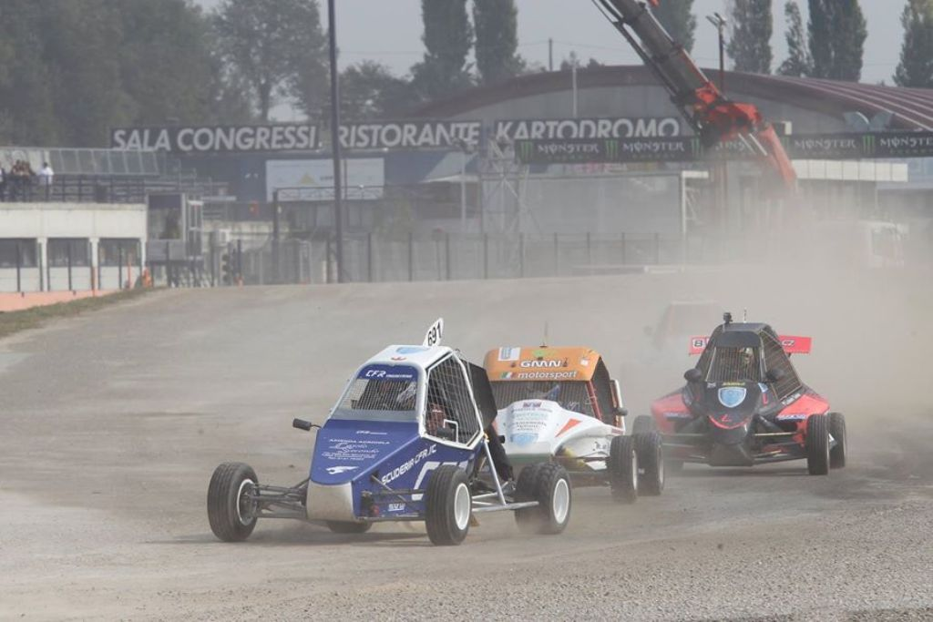 CFR ha iscritto due kartcross al contest italiano del Mondiale RX