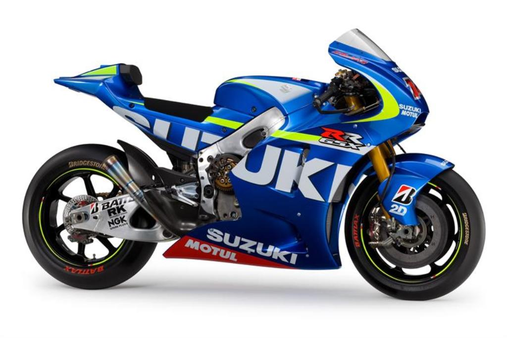 "MotoGP 2014: la GSX-RR, 1000 cc, 230 Cv dichiarati ed un telaio ""agile"""
