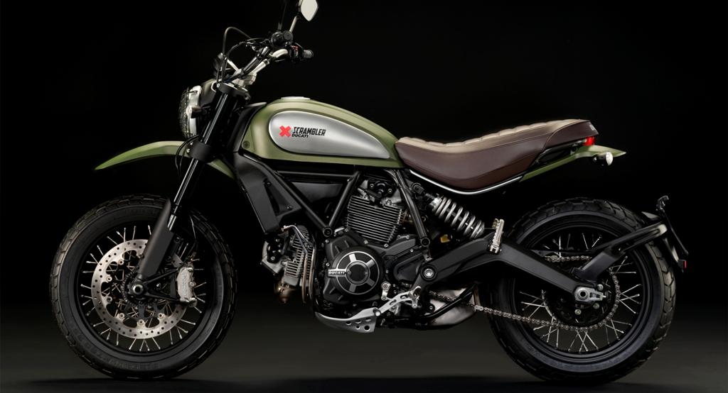 Ducati Scrambler Tre Versioni Tre Modi Di Ispirarsi Al