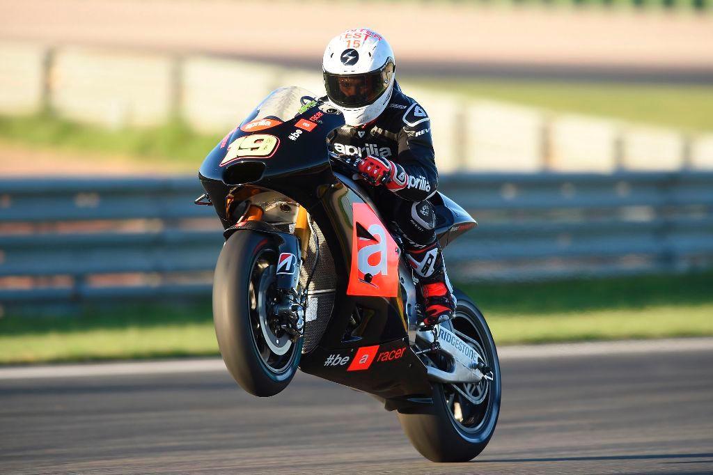 MotoGP test Valencia, Fausto Gresini crede molto in Alvaro Bautista