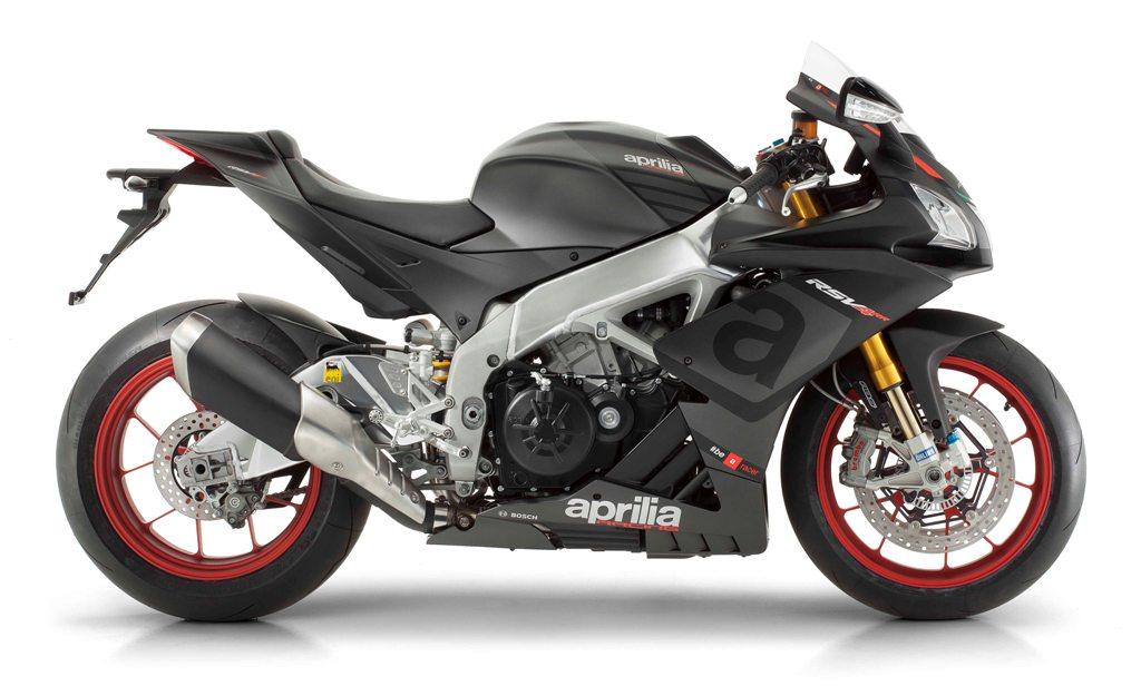 La nuova RSV4 RR ha subito un radicale e globale intervento su motore e ciclistica