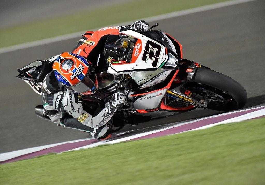 SBK 2014: problemi per Melandi, sottotono in Qatar. Quale futuro per Marco?