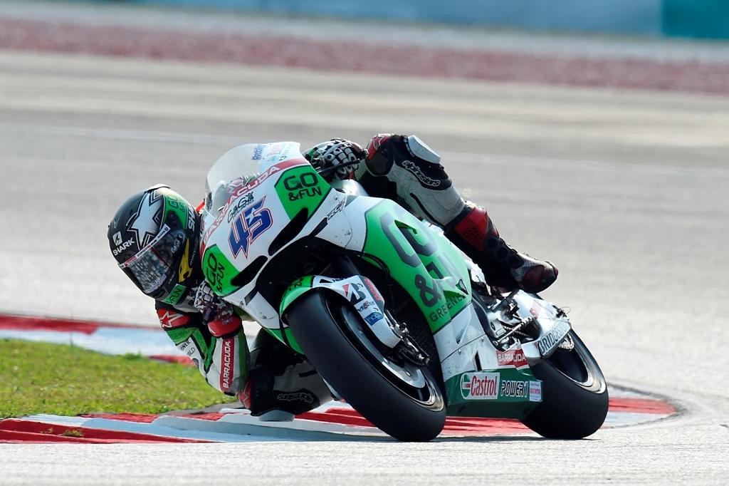 MotoGP 2014: Scott Redding, sempre il migliore della Open quest'anno