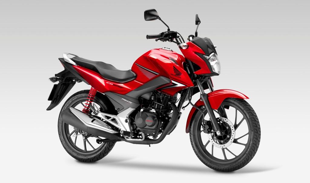 Honda 2015, ecco la nuova CB125F, stile naked al 100%