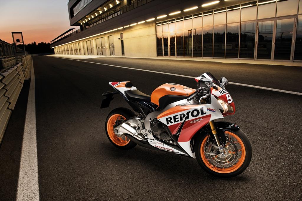 La nuova Honda CBR1000RR Fireblade SP