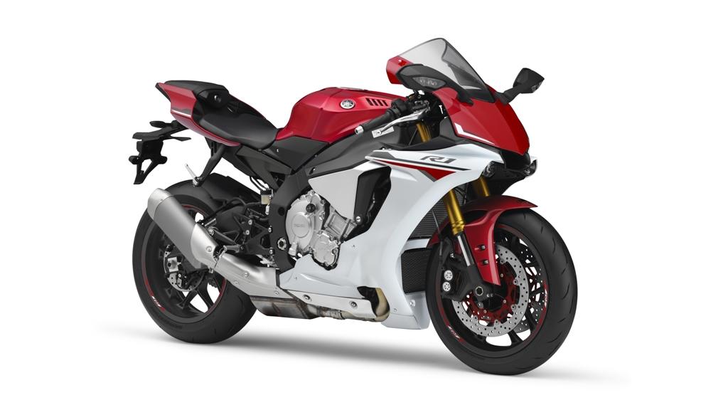 La nuova Yamaha R1 vanta un pacchetto elettronico di altissimo livello