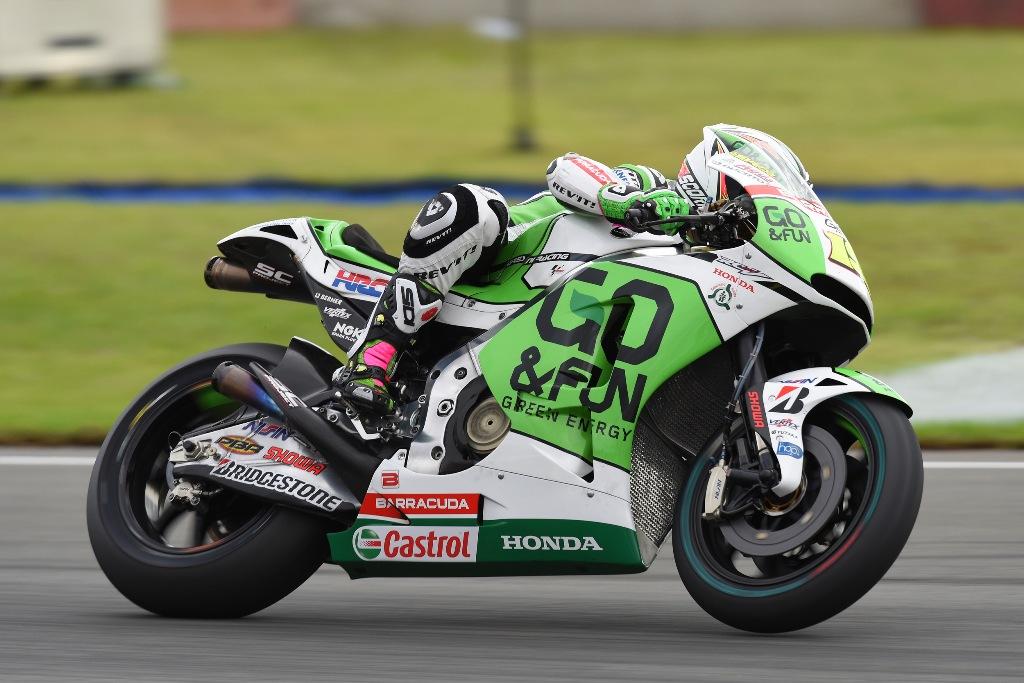 MotoGP Valencia 2014, anno deludente per Alvaro Bautista