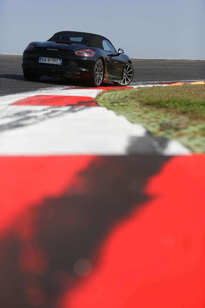 Boxter GTS, la nuova generazione della Roadster secondo Porsche