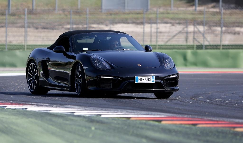 Porsche Boxter GTS 2014, in pista come su strada, massimo piacere