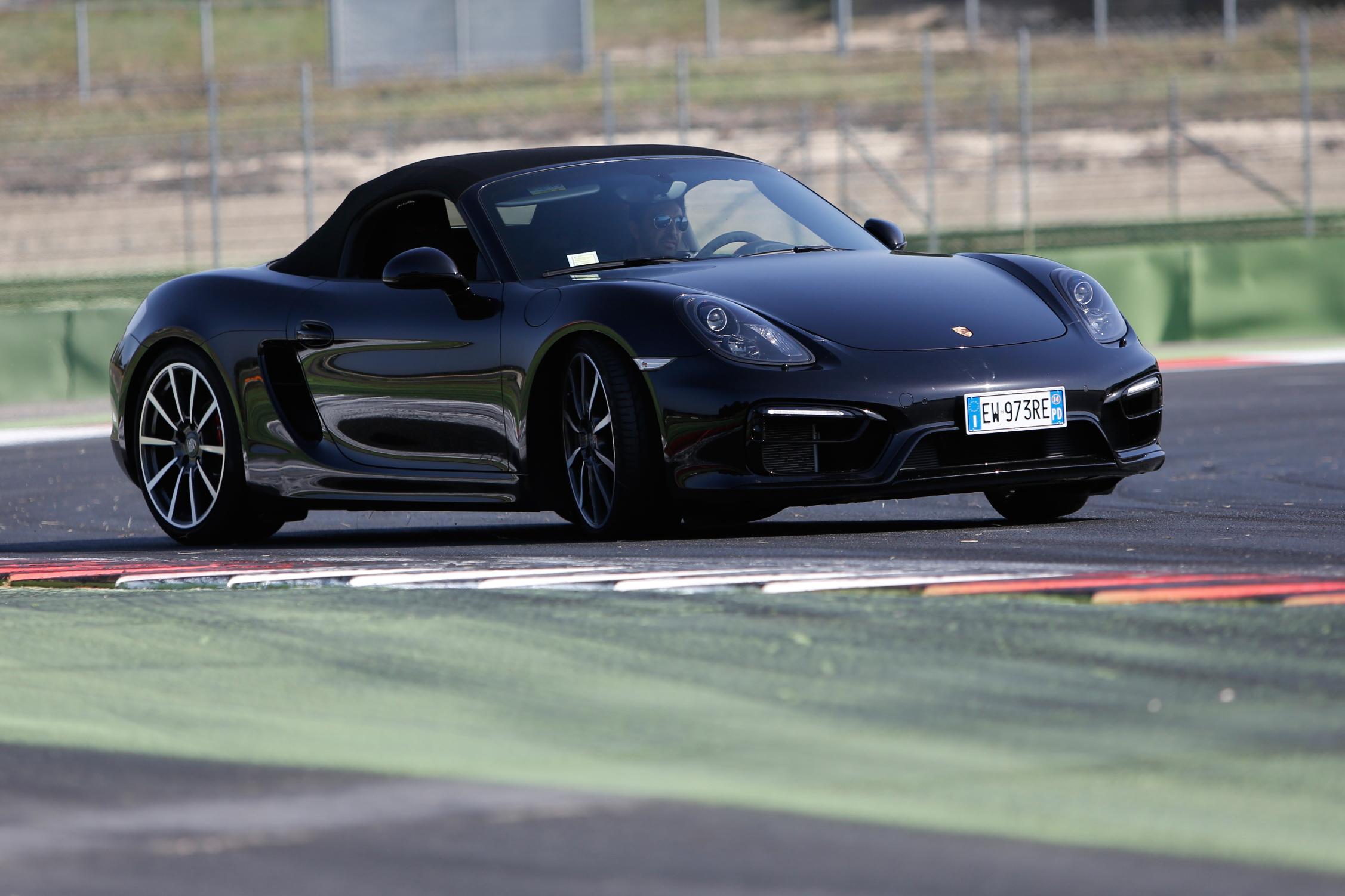 Porsche Boxter GTS, 330 Cv di adrenalina purissima