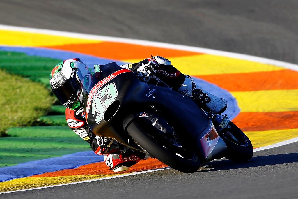 Valencia Test Moto3, Enea Bastianini