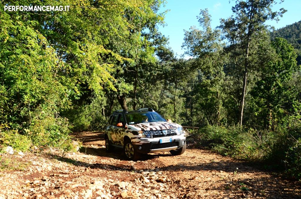 Duster Brave, paesaggio perfetto per la nuova Dacia SUV