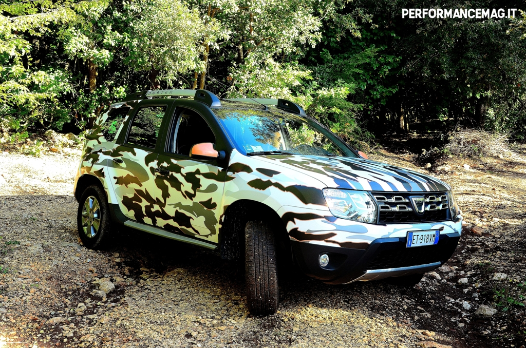 Dacia Duster 2014, pratica ed essenziale con un gran motore dCi da 110 Cv