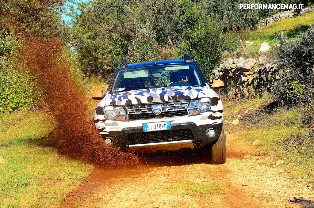 Dacia Duster Brave 2014, a caccia di avventura, agile anche in offroad