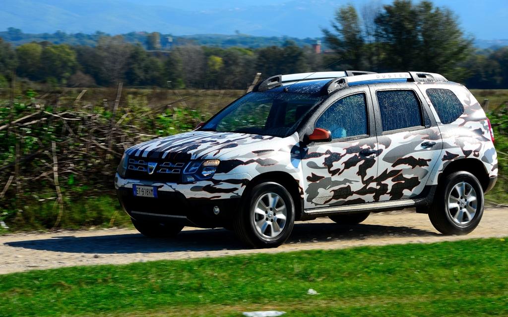 Dacia Duster new model 2014, Brave, compatta e sorprendente