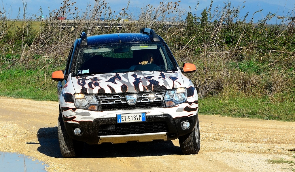 Dacia Duster 2014, aggressiva quando serve ed infaticabile