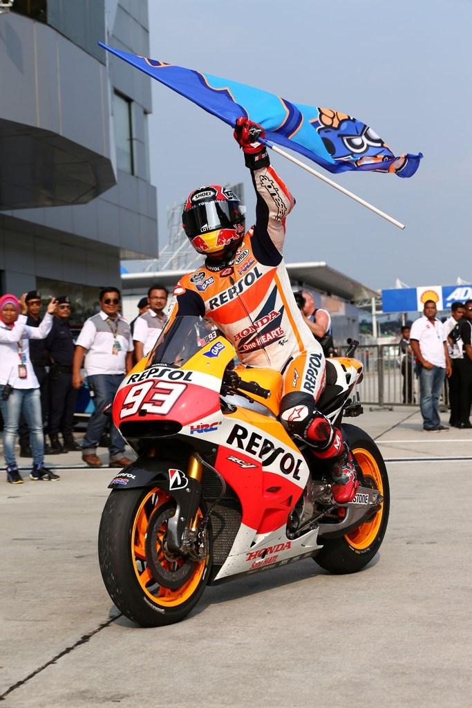 MotoGP 2014, Marc Marquez, correrà rilassato a Valencia...